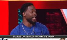 Bears' Lamarr Houston Says Ezekiel Elliott's Draft-Day Outfit Was 'Disrespectful' (Video)