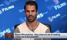 Eric Decker: 'Jets Ready to Make a Run Know That Brady Is Suspended' (Video)