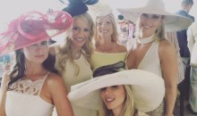 Actually, Tiger Woods' Exes Are Getting Along Just Fine, So Never Mind That Kentucky Derby Unpleasantness (Pic)