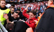 This Sevilla-Liverpool Fan Brawl from Wednesday's Europa League Final Was Pretty Entertaining (Videos + Pics)