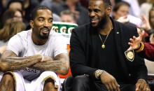 First NBA Player Besides LeBron to Be Rumored for Role in 'Space Jam 2′ is…J.R. Smith?