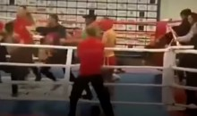 Ironically, a Brawl Broke Out at a Kung-Fu Competition (Video)