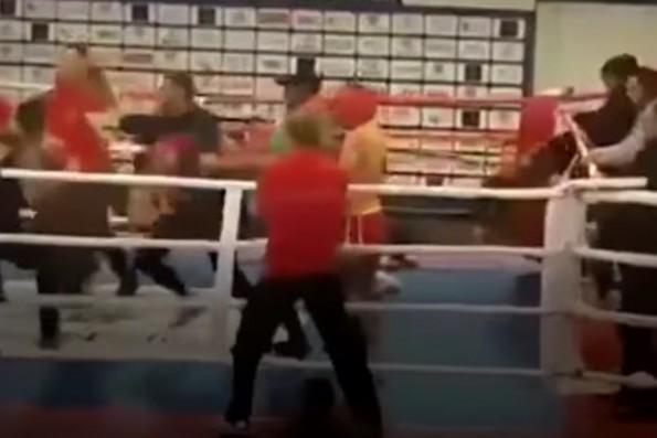 kung fu brawl