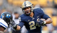 Pitt Running Back James Conner Completes First Round of Chemotherapy (Tweet + Video)