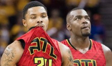 Atlanta Hawks Players Felt It Was Disrespectful That The Cavs Kept Hitting Threes