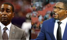 Cris Carter, Ray Lewis OUT At ESPN, Randy Moss IN