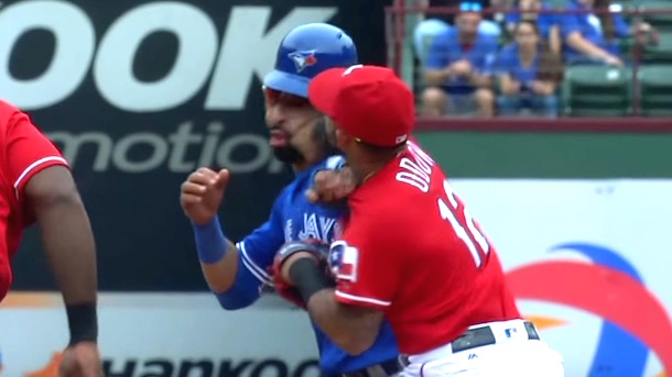 rougned odor punch