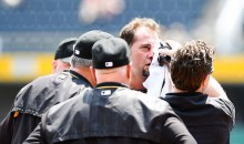 Pirates Pitcher Ryan Vogelsong in Hospital After Taking 91-MPH Fastball to the Face (Video)
