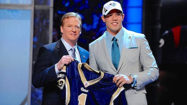 Sam Bradford Raiders 2010 Draft Evaluations Binder Leaks