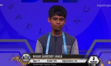 Steph Curry Gets a Shout-Out at the Scripps National Spelling Bee (Video)