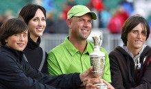 Stewart Cink Walking Away from Golf to Take Care of Wife While She Battles Breast Cancer (Tweet)
