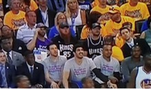 Three Fans at the Western Conference Finals Were Rocking Sacramento Kings Jerseys, Earning a Shoutout from Quincy Acy (Tweets)