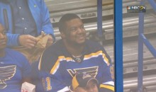 Tony X., the Man Who Fell in Love with Hockey on Twitter, Attends His First Game (Video)