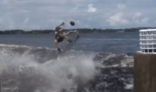 This Wakeboard Football Catch Will Blow Your Mind (Video)