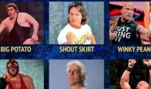 3-Year-Old Names a Bunch of Classic Wrestlers, and the Results Are Both Spot-On and Hilarious (Tweet)