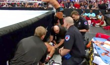 WWE 'Payback' Pay-Per-View Event Halted by Scary, Unscripted Enzo Amore Injury (Video)