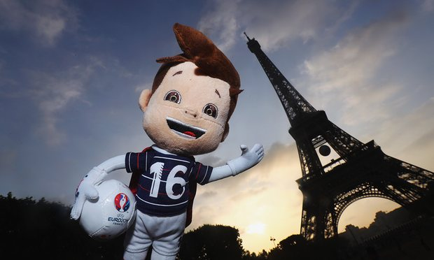 Euro 2016: Uefa mascot Super Victor shares name with sex toy