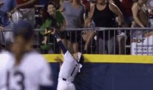 Auburn Forces Third and Final Game in Women's College World Series Thanks to Amazing Catch and Grand Slam (Videos)