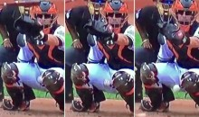 Orioles Place Catcher Caleb Joseph on 15-Day DL with Busted Nuts (GIF)