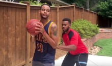 Relive the Cavs' Championship Run with this Awesome BdotAdot5 LeBron Impersonation (Video)