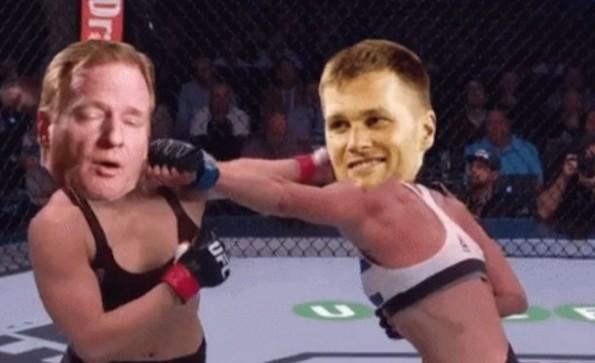 Brady vs Goodell