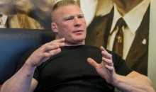 Report: Brock Lesnar Has Already Been Drug Tested Five Times for His UFC 200 Fight
