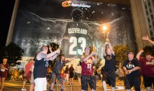 Cleveland Police Proud Of Cavs Fans' Conduct During Championship Celebration (Videos)