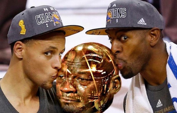 Cleveland NBA Champions - Twitter Reaction