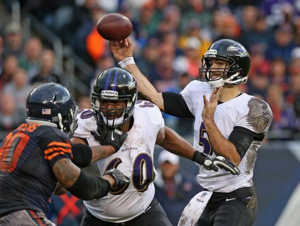 Baltimore Ravens v Chicago Bears