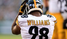 Steelers LB Vince Williams On Dead Gorilla: 'He Was From Cincy, I Didn't Drop One Tear'