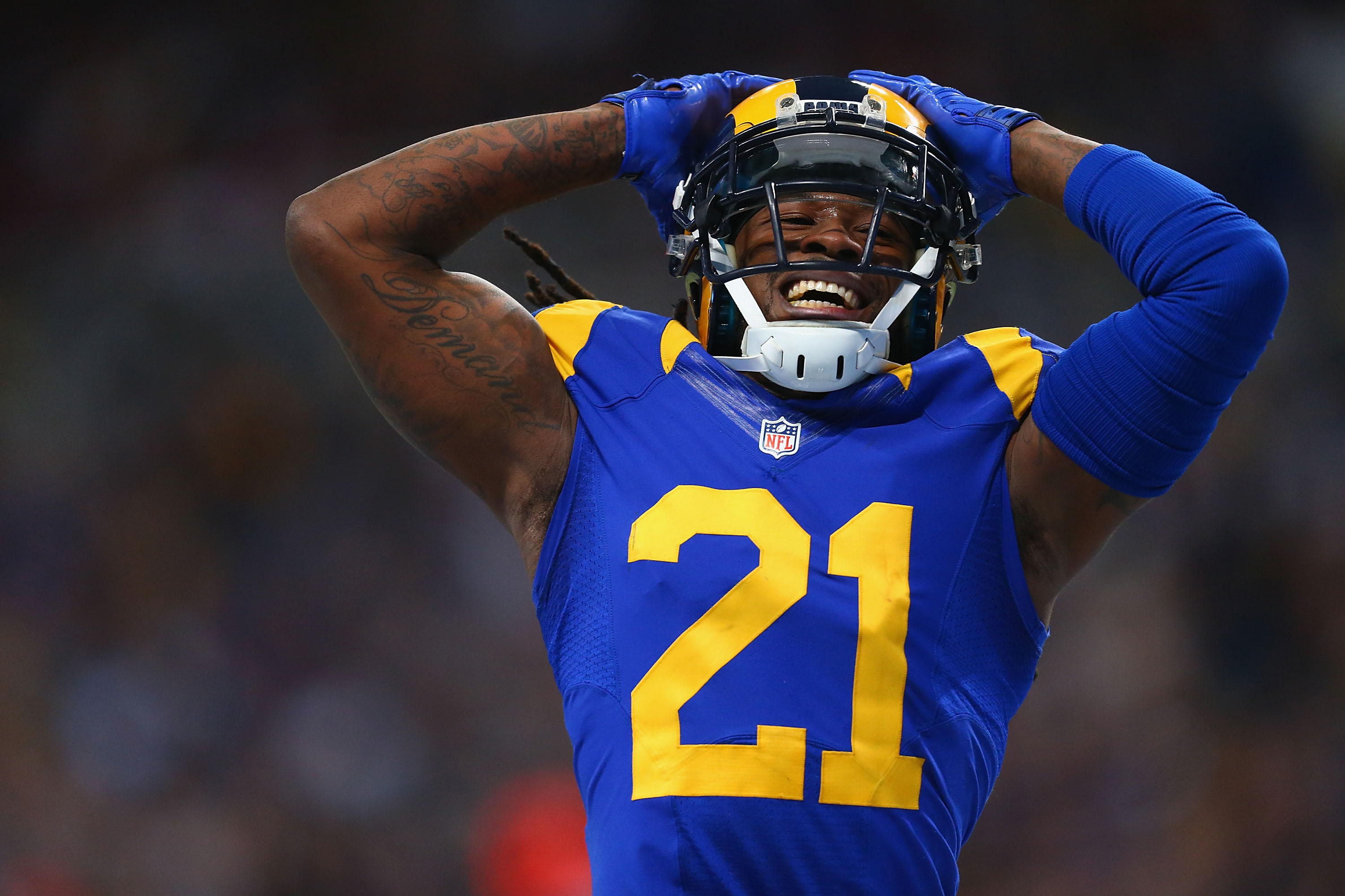 After Signing New Contract Janoris Jenkins Ex GF Wants New House