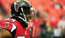 Roddy White Has No Interest Playing For Teams That Suck; Would Rather Retire
