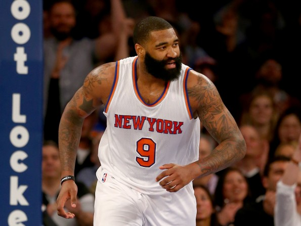 Brooklyn Nets v New York Knicks