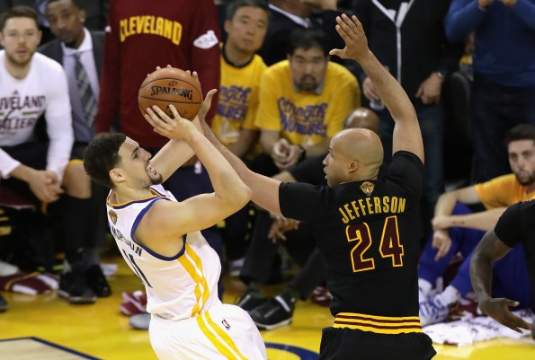 2016 NBA Finals - Game Five