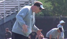 Jacksonville Jaguars Assistant Doug Marrone Is Rapping at Practice and He Needs to Stop Immediately (Video)