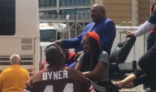Cleveland Browns Greats Attend Cavs Championship Parade (Pics)