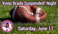 Buffalo Bisons to Host 'Keep Brady Suspended' Night In Response to Pawtucket's 'Free Tom Brady' Night