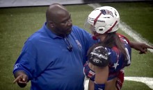 "Angry LFL Coach Exhorts Player to ""Punch that B*tch in the Godd*mn Face"" in NSFW Rant (Video)"