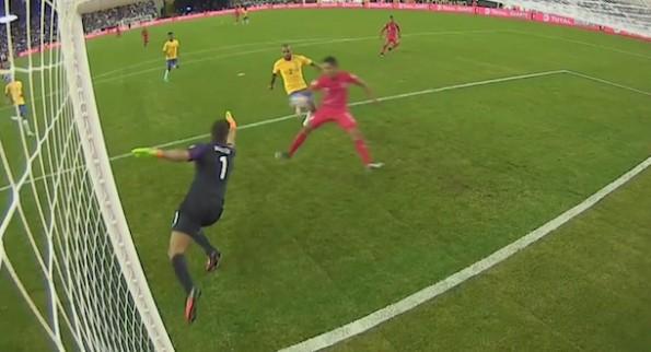 Peru Handball Goal