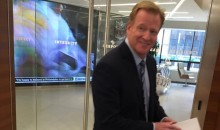 Roger Goodell Makes Joke About His Reported Death on Twitter (Tweet)