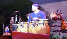 J.J. Watt Was Onstage Playing the Bongos at a Jimmy Buffett Concert (Video)