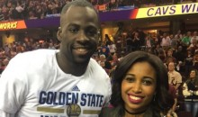 Draymond Green Finds Time to Pose for Pic with Fan after Game 3 Blowout Loss (Video + Pic)