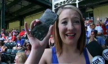 Prince Fielder's Homer Shatters Fan's Phone (Video)