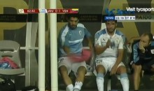 Luis Suarez Gets PISSED after Being Benched in Uruguay's Copa America Loss (Video)