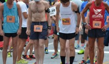 Crazy Guy Sets World Record for Running the Fastest Half Marathon…in Dress Shoes (Video)
