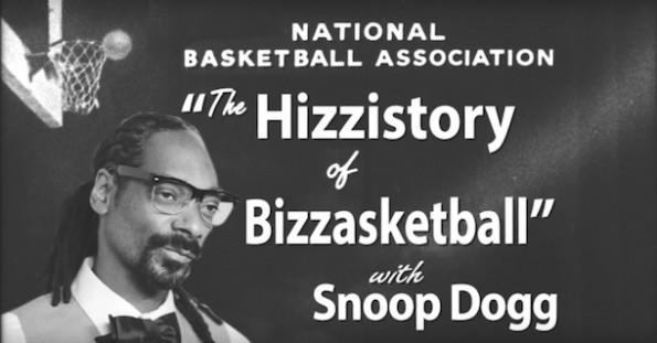 Snoop Dogg 1954 NBA Finals
