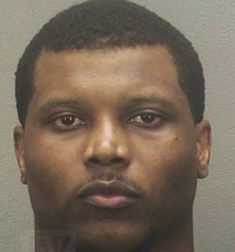 ex nfl rb travis minor arrested trying to buy a