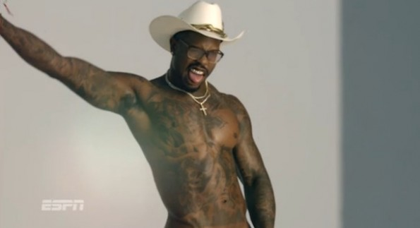 Von Miller ESPN The Body Issue