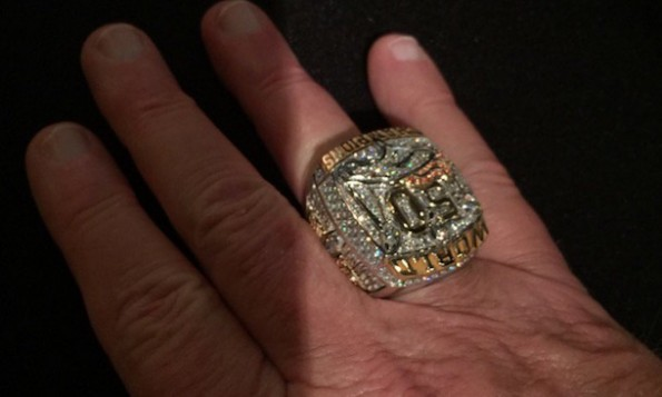 Wade Phillips Super Bowl Ring