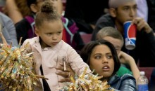 Ayesha Curry Complains That Cavs Staff Wouldn't Let Her or Warriors' Family Into The Game